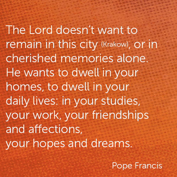 pope quote organe new lg