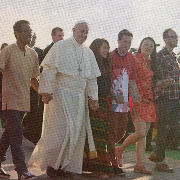pope with youth new lg